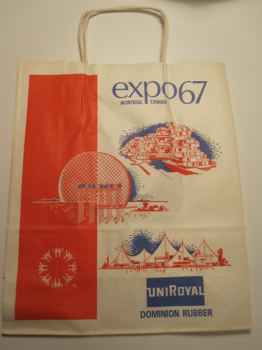 Sac original Expo 67