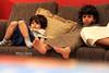 Sultan & Kooki Watching TV (Missy | Qatar) Tags: home kids tom living tv room jerry watching missy sultan qatar mubarak tomjerry kooki 3zoz childrenbestphotos