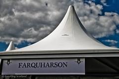 Clan Tent - Farquharson