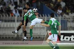 AL.Arabi VS AL.Qadsya (SanforaQ8) Tags: camera green yellow lens photo football nikon 10 picture free photographers pic kuwait q8 600mm alarabi d3s nadamarafie nstudiolivecom wwwnstudiocomkw 66383666 alqadsya