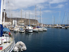 Gran Canaria - Puerto de Mogan in the Spring