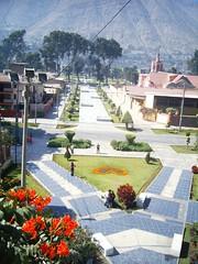 Paseo de la Fe - Chosica Villa del Sol