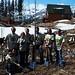 Tahoe Tree Planting Crew