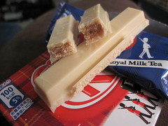 Royal Milk Tea KitKats