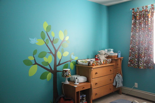 More Baby Room Progress