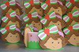 moranguinho (lollyart) Tags: eva biscuit infantil casamento enfeites festas maternidade lembrancinhas