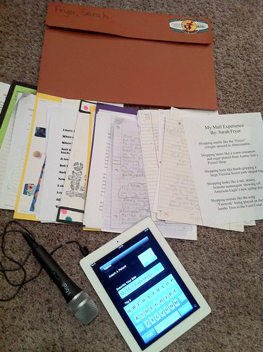 Digitizing the Elementary Writing Portfolio
