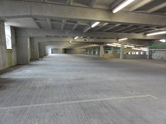 Northbrook Street multi storey car park Newbur...