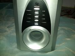 Durabrand HT-3916 4 (JonOsorio777) Tags: home grey theatre bass system surround sound 51 durabrand ht3916