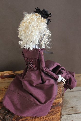 Baudettes custom doll