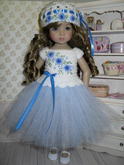 SDC13986z (littlegiftcove) Tags: embroidery dianna effner skirt hat crochet kids toy blouse