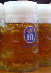 Munich for Oktoberfest: September 2009 (Ethan Prater) Tags: beer germany munich oktoberfest mug bier hofbrau