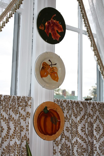 fall plates
