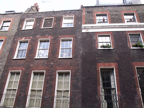 Benjamin Franklin House - 36 Craven Street, London