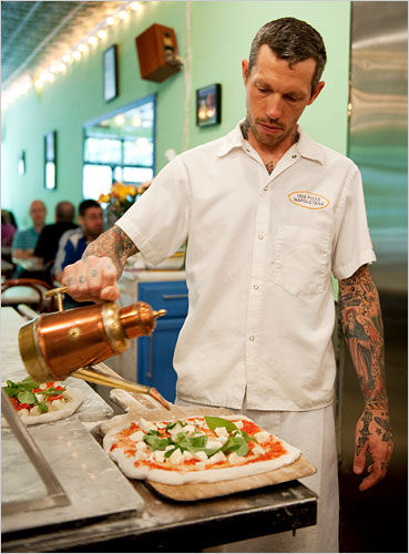 Anthony Mangieri Una Pizza Napoletana