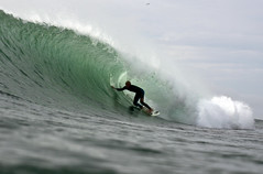My first barrel shot (Daniel Moreira) Tags: ocean sea portugal canon mar search surf pat rip tube barrel wave caixa pro estanque curl 2009 oceano onda peniche supertubos 50d waterhousing thebestofday gnneniyisi gudauskas wavesolutions