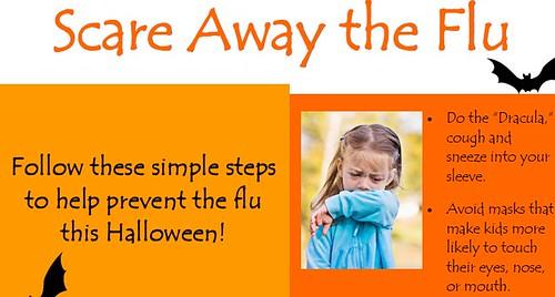 scare way flu