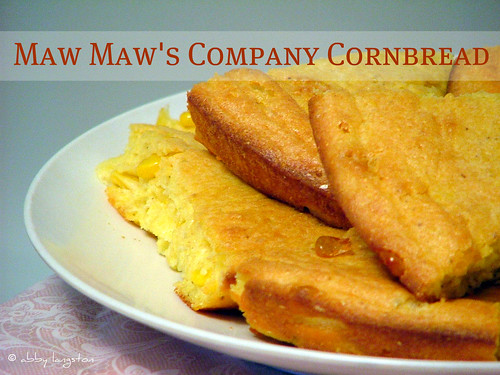 Maw Maw's Company Cornbread