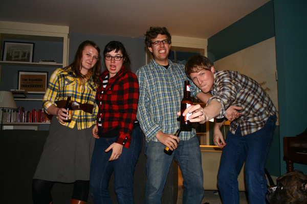 Flannel Fest 09