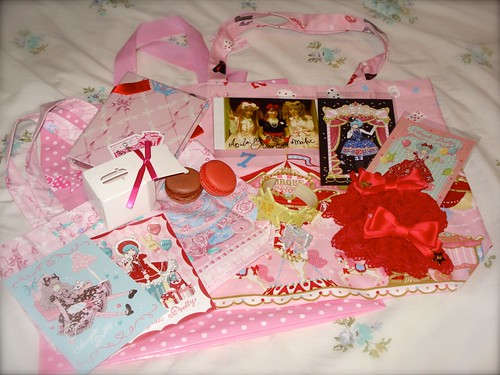Angelic Pretty Schwag