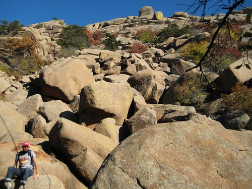 valley of boulders
