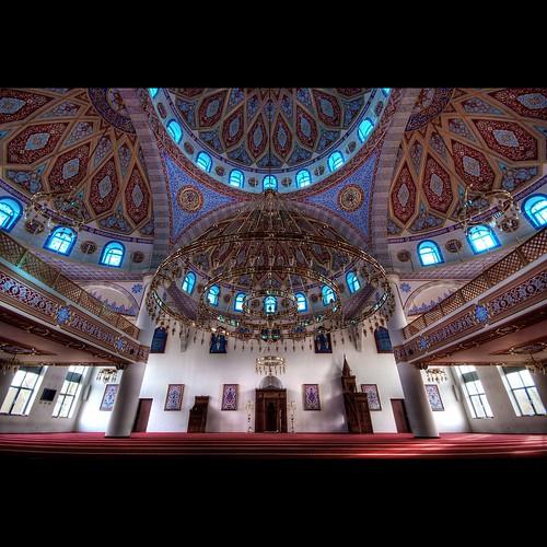 Mosque Merkez