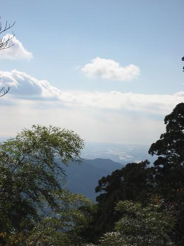 秋葉山ハイキング(その1)