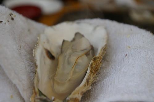 牡蠣小屋(糸島徳栄丸)