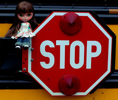 Stop In the Name of Penelope - 138/365 ADAD