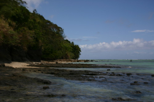 The Ocean at Fiji