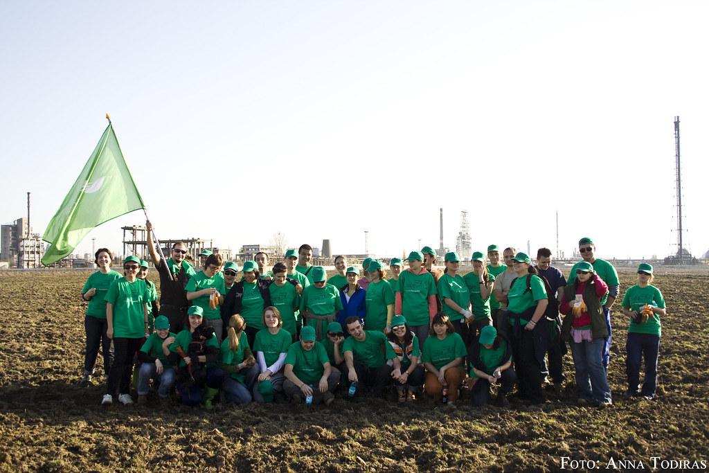 Echipa voluntarilor Ernst&Young