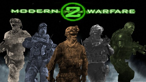 Call Of Duty Modern Warfare 3 Wallpaper. Call of Duty Modern Warfare 2