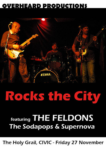 Rocks the City