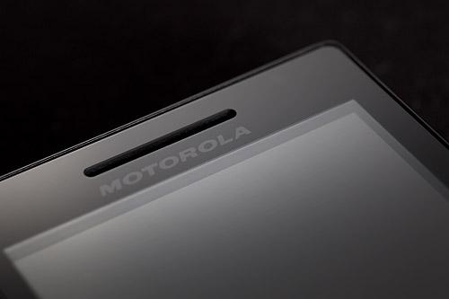 Motorola Droid - Detail