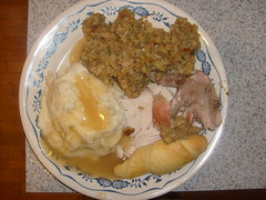 The Thanksgiving Plate