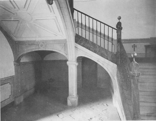 Convento de Santa Fe a comienzos del Siglo XX