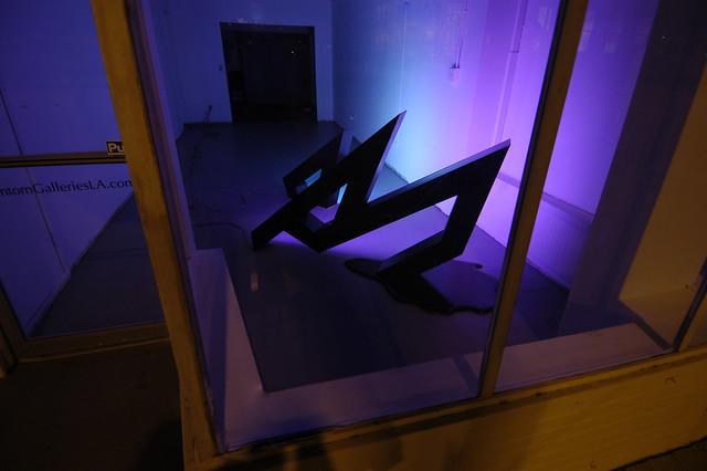 Karen Lofgren  quotDawnquot  340 E 3rd Street Long Beach by Phantom Galleries LA