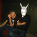 IFTHEN and the wabbit(photo by Rod Tipton)