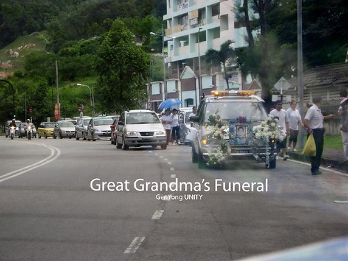 Great Grandma's Funeral