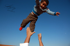 (Abdulaziz /  ) Tags: happy child distrust ratification