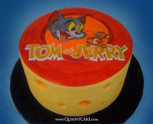 Tom & Jerry® Cake
