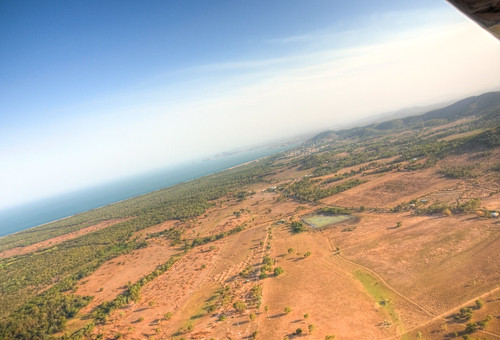 Yeppoon from above
