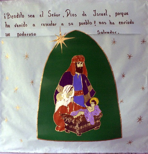 Advent message in preschool