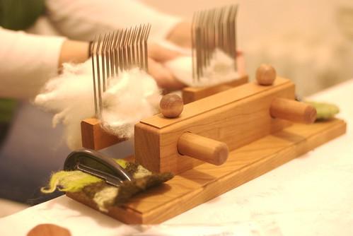 Combing
