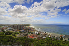 Beach South Africa (Dhowayan (Abu Yara)) Tags: beach clouds waves bluesky