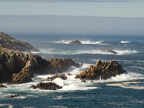 O mar da Coruña