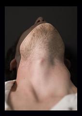 BenoitC (Pauline Thomas) Tags: male throat chin stubble adamsapple wideneck thickneck