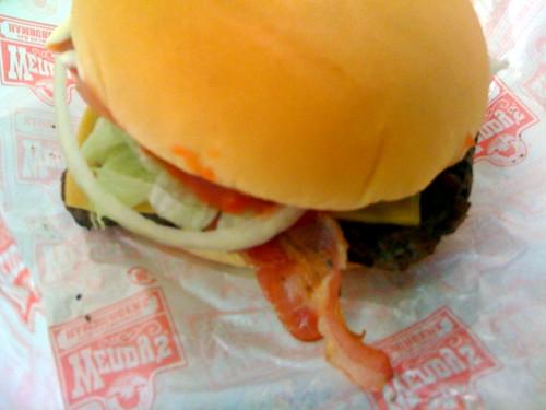 Wendy's Hamburguesa II