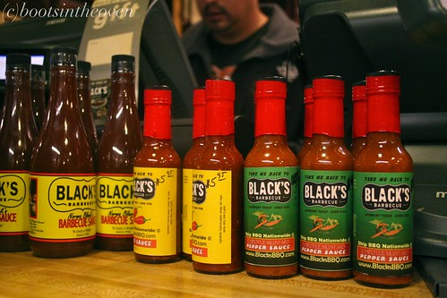 Sauces - vetted by northerners?