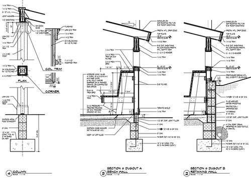 Stepped House Plans
